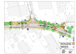 Hessisch Oldendorf Welseder Straße Plan 5